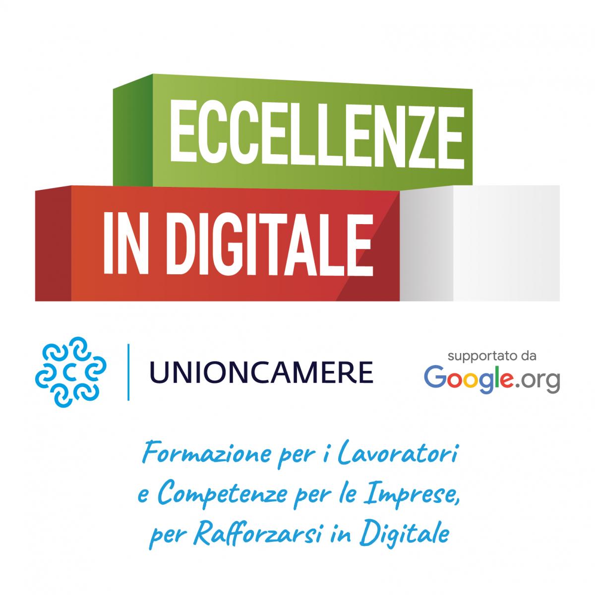 Riparte il progetto Eccellenze in digitale in collaborazione con Unioncamere e Google: formazione gratuita per lavoratori e imprese