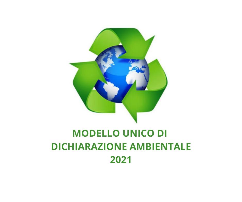 MUD 2021 - Definite le regole per la presentazione e la compilazione - scadenza al 16 giugno 2021
