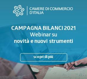 Campagna Bilanci 2021 - Webinar su novità e nuovi strumenti