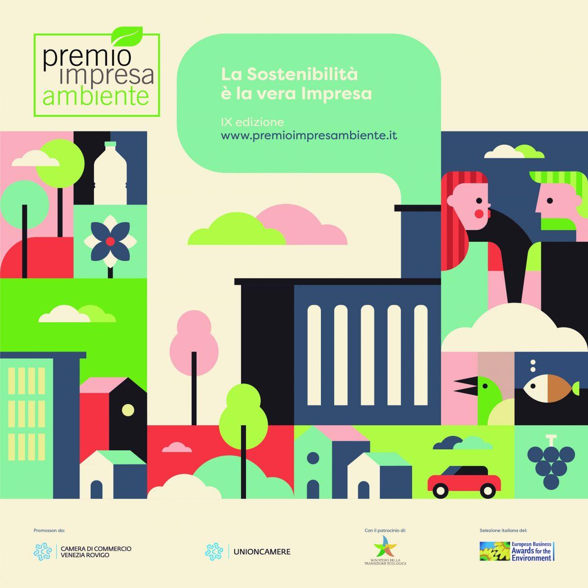 IX edizione Premio Impresa Ambiente