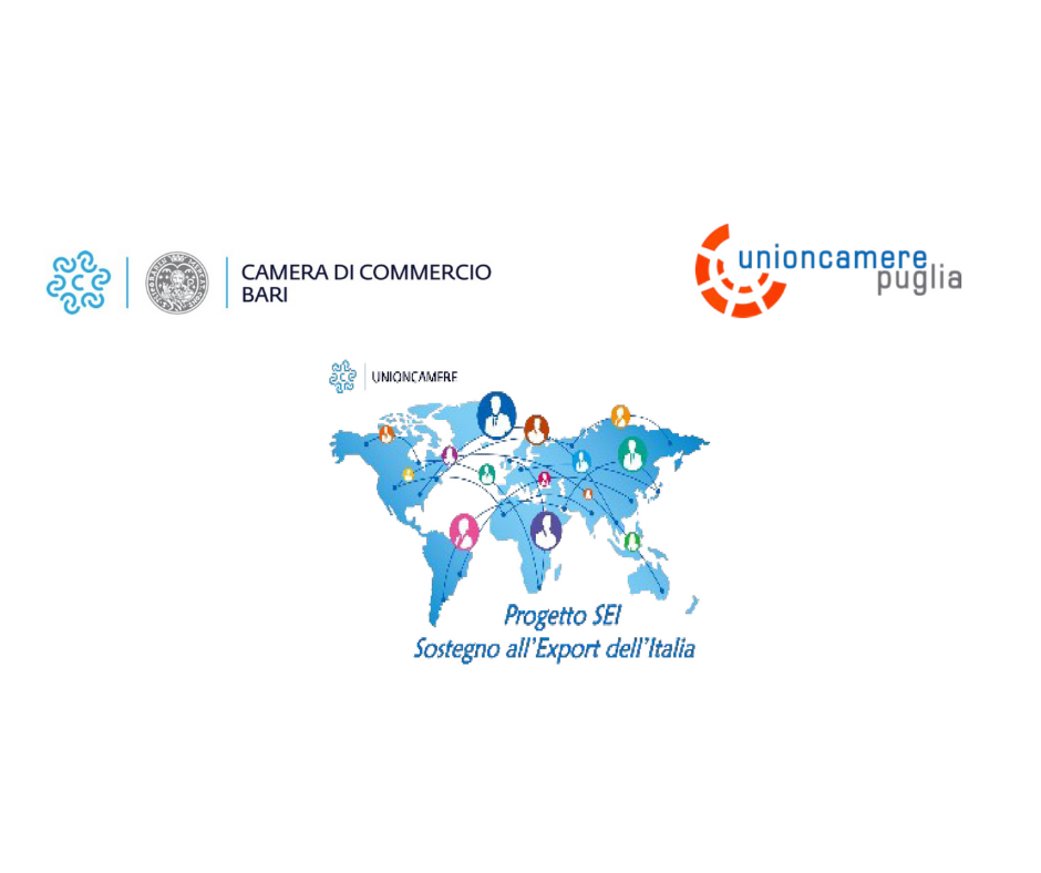 Progetto SEI - Sostegno all'Export e Progetto Stay Export