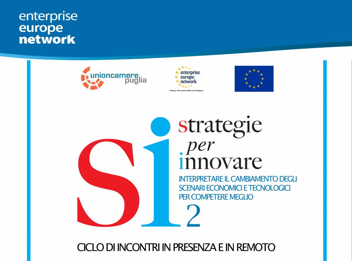 'Sì!2 - Strategie per Innovare'  - Competere meglio interpretando il cambiamento