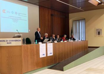 Arbitrato: più servizi per le imprese grazie all'accordo fra Bari e Milano