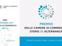PREMIO STORIE DI ALTERNANZA  - Cerimonia di premiazione - Martedì 3 dicembre