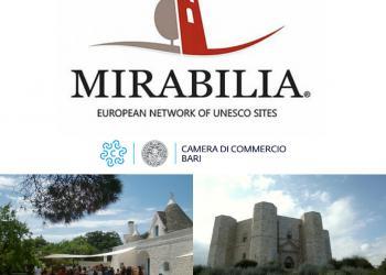 La Camera di Commercio di Bari da domani a Matera per la Borsa Internazionale del Turismo con 26 aziende