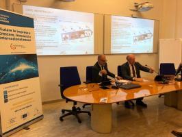 Innovarsi per essere più competitivi - resoconto seminario di Unioncamere Puglia/EEN