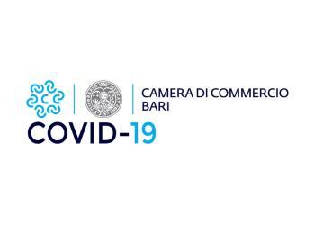 Covid-19: le misure della Camera di Commercio di Bari - Invito all'utilizzo dei sistemi telematici e telefonici