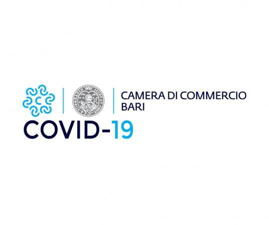 EMERGENZA COVID-19: COME USUFRUIRE DEI SERVIZI DELLA CAMERA DI COMMERCIO DI BARI agg.03.06.2020