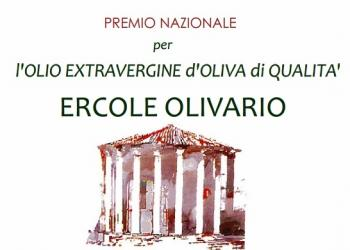 Ercole Olivario - Concorso Nazionale per la valorizzazione delle eccellenze olearie Italiane