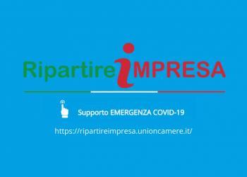 Unioncamere lancia RipartireImpresa, il portale a misura di impresa sull'emergenza Coronavirus