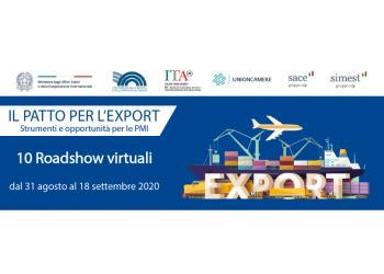 Patto per l'Export - Strumenti ed opportunità per le PMI