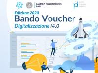 BANDO VOUCHER DIGITALI 4.0 -  Anno 2020