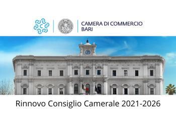 RINNOVO CONSIGLIO CAMERALE 2021-2026 - ISTRUZIONI FASI PREPARATORIE
