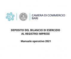 DEPOSITO DEL BILANCIO DI ESERCIZIO AL REGISTRO DELLE IMPRESE: MANUALE OPERATIVO 2021