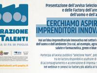 Webinar di presentazione dell'avviso Selezione Team proposto dall'ARTI.