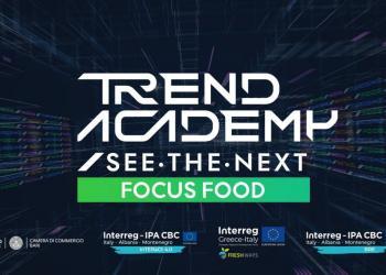 Trend Academy della Camera di Commercio di Bari - focus 'food' - segui la diretta