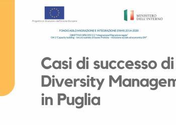 CASI DI SUCCESSO DI DIVERSITY MANAGEMENT IN PUGLIA - webinar organizzato dall'Università degli Studi di Bari