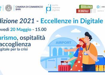 Eccellenze in Digitale - Turismo, ospitalità e accoglienza