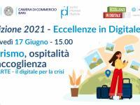 Eccellenze in Digitale - Turismo, ospitalità e accoglienza   II Parte