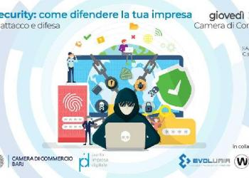 CyberSecurity: come difendere la tua impresa - 21.03.2019