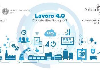 Lavoro 4.0 – Opportunità e Nuovi profili