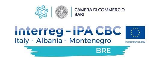 La Camera di Commercio di Bari esporta in Albania e Montenegro  il modello italiano del Registro delle Imprese