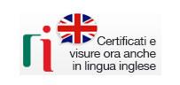 Certificati Visure